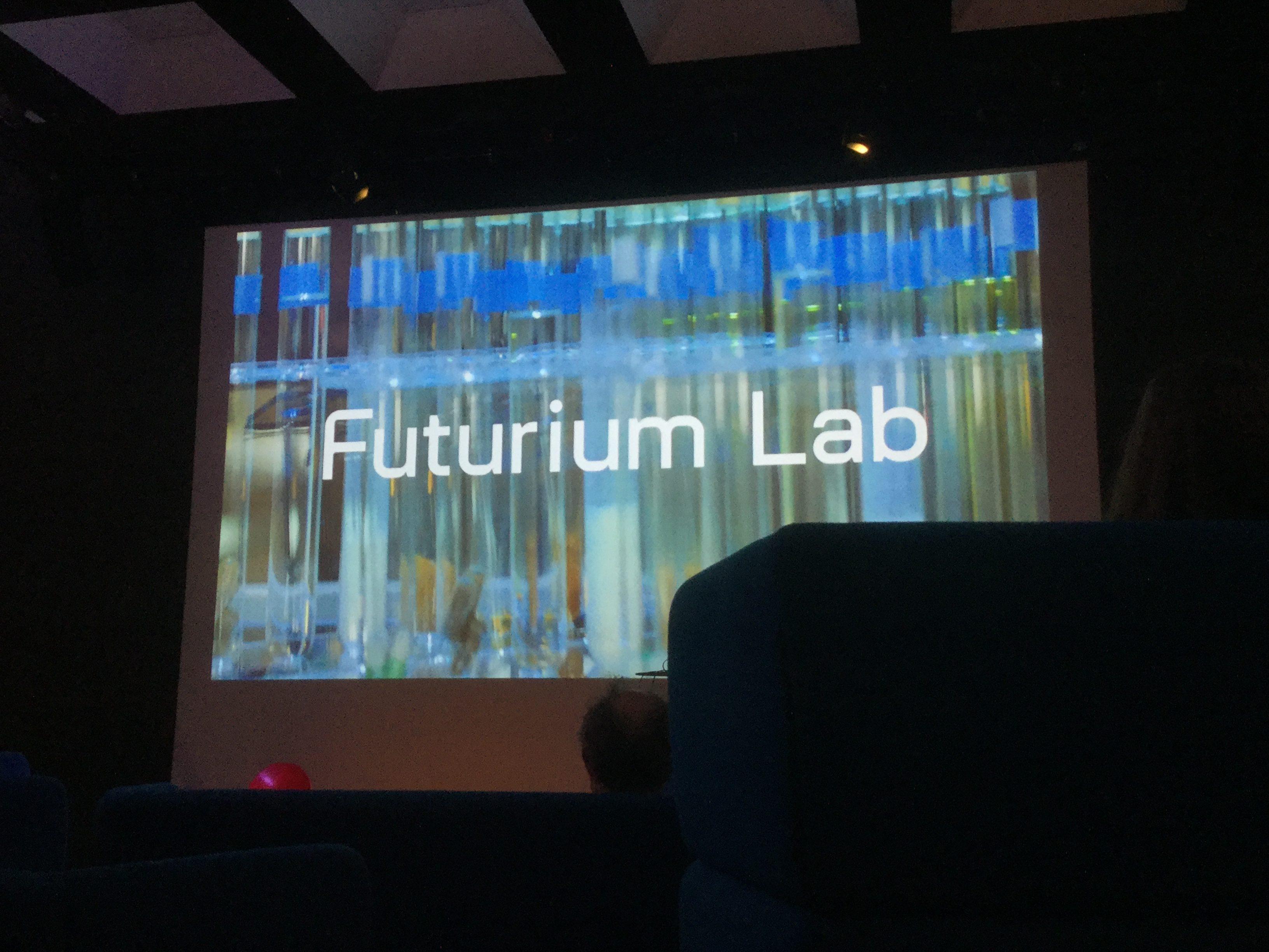 Futurium Lab start